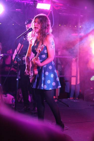 Beth Cosentino with Best Coast photo