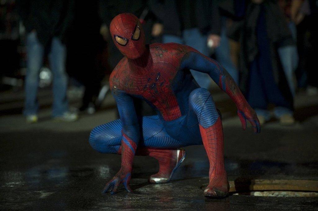 """Képtalálat a következőre: """"amazing spider man 2012"""""""