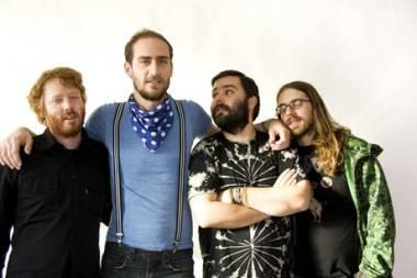Ladyhawk Vancouver band