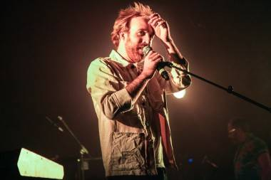 Hot Chip live in Vancouver concert photo