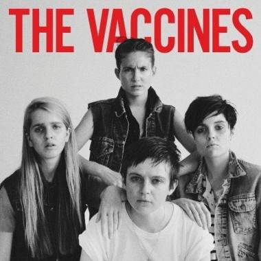 The Vaccines Come of Age album cover