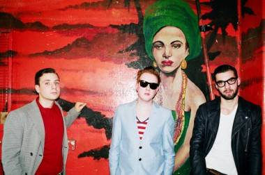 Two Door Cinema Club press photo