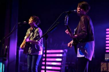 Tegan and Sara Polaris 2013 shortlist