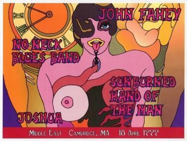 John Fahey poster