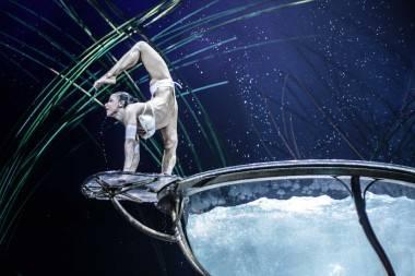 Cirque du soleil Amaluna Vancouver