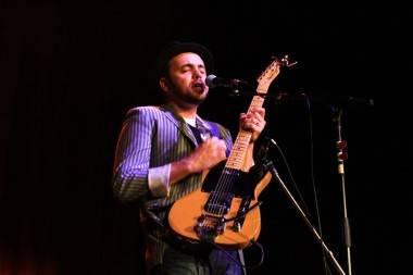 Hawksley Workman concert photo