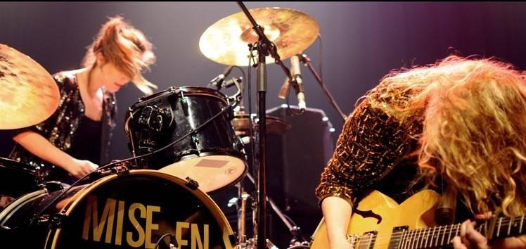 Mise en Scene band at WECC Winnipeg concert photo