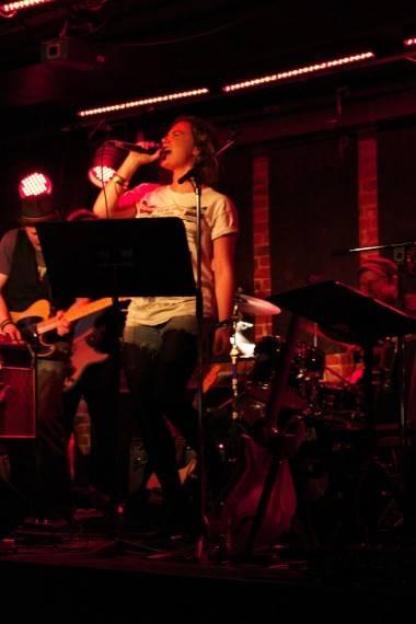 Colleen Rennison Vancouver Calling Joe Strummer tribute