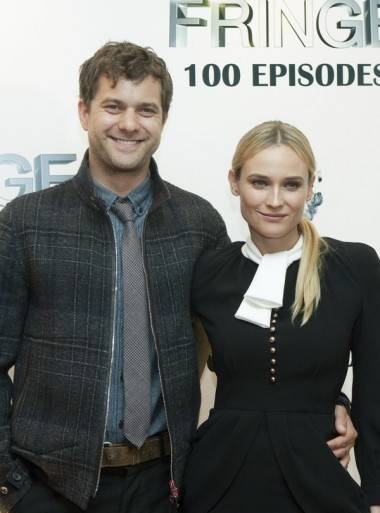 Joshua Jackson and Diane Kruger photo