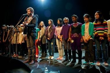 Dan Mangan Sing It Forward 2013
