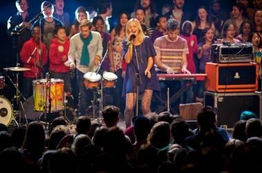 Hey Ocean! at Sing It Forward 2013