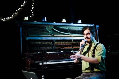 Bob Wiseman new album Toronto show