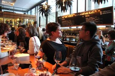 Vancouver wine festival 2013