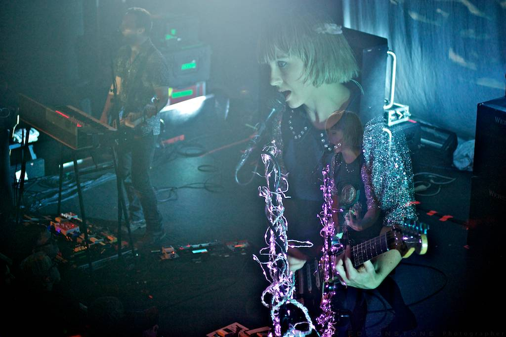 Joy Formidable Venue Vancouver concert photo