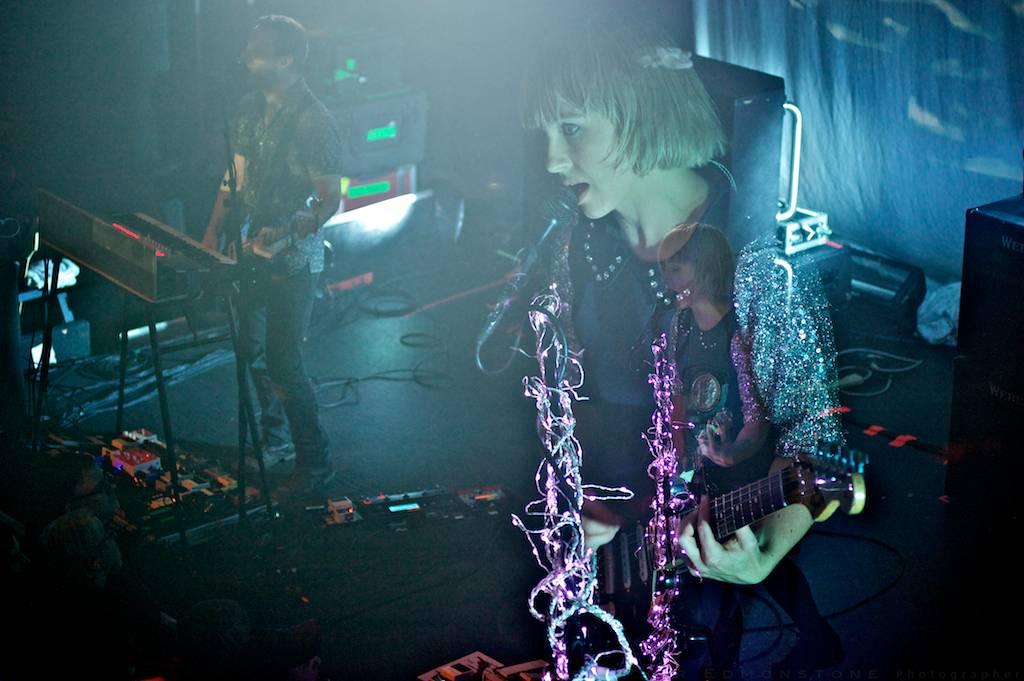 Joy Formidable Venue Vancouver concert photo