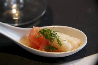 New Zealand wine lunch Boathouse