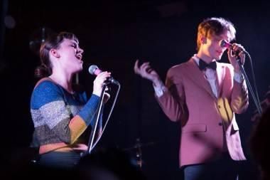 Efterklang Vancouver Biltmore Cabaret photos