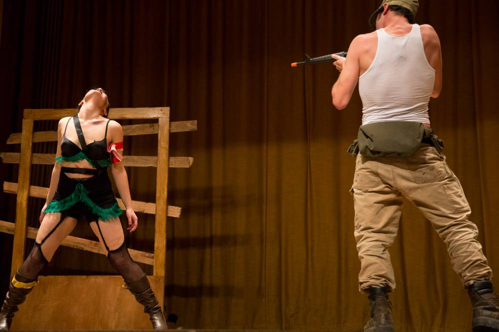 Video Game Burlesque Reloaded