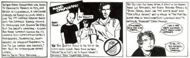 Art Bergmann comic