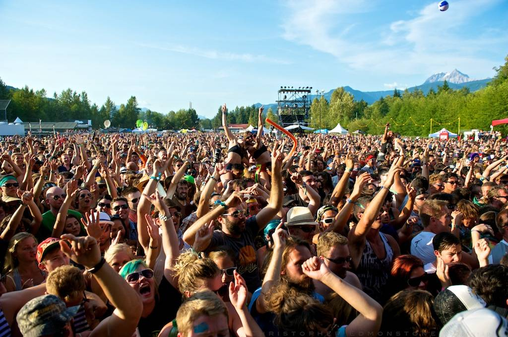 Squamish Valley Music Festival 2013