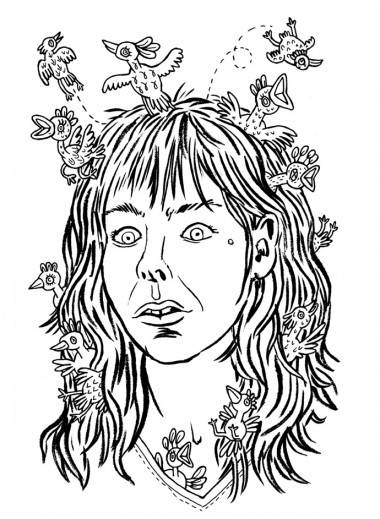 My Dirty Dumb Eyes Lisa Hanawalt book cover