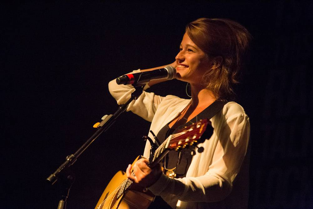 Photo - Selah Sue at Venue Aug, 20 2013 by Kirk Chantraine