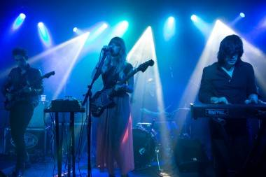 Photo - Chromatics at Wonder Ballroom September 7 2013 by Kirk Chantraine