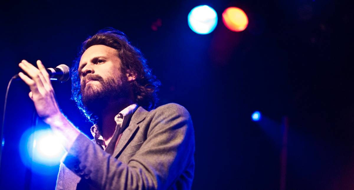 Father John Misty at the Commodore