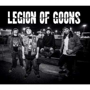 Legion of Goons bandshot