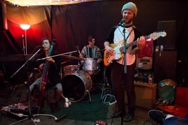 Raleigh at the Rickshaw Theatre, Vancouver, Dec 8 2013. Kirk Chantraine photo.