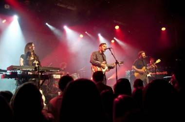 Said the Whale at the Commodore Ballroom