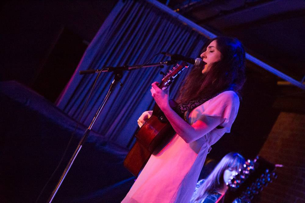 Marissa Nadler at the Media Club Vancouver