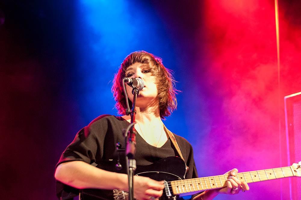 Cate Le Bon at the Commodore Ballroom, Vancouver