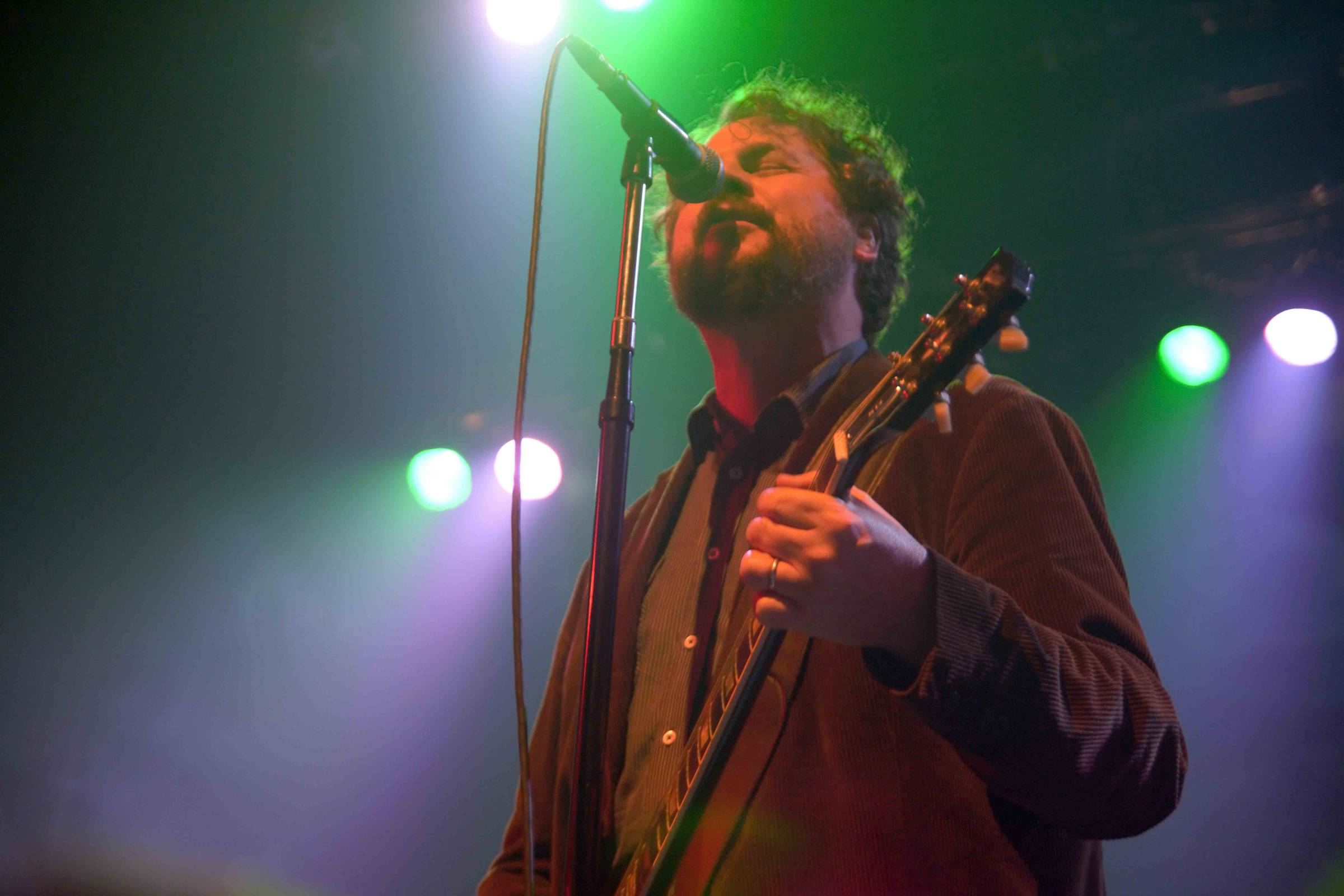 Patterson Hood with the Drive-By Truckers at the Vogue Theatre