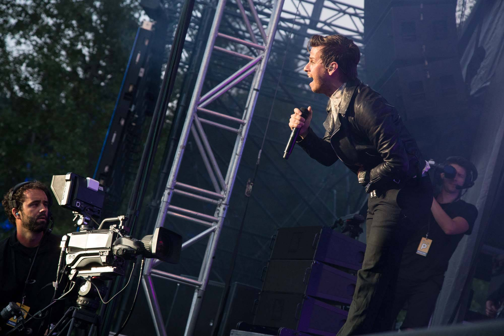 Foster the People at Squamish Valley Music Festival