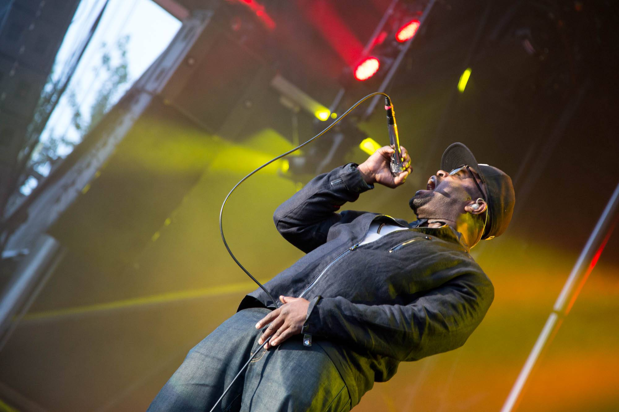 The Roots at Squamish Valley Music Festival