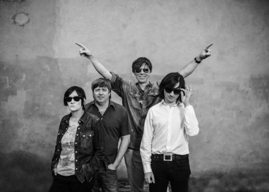 Thurston Moore and band.