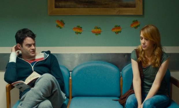 Bill Hader and Kristen Wiig in The Skeleton Twins.