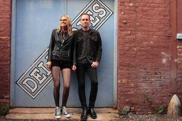 Aimee Mann and Ted Leo are The Both