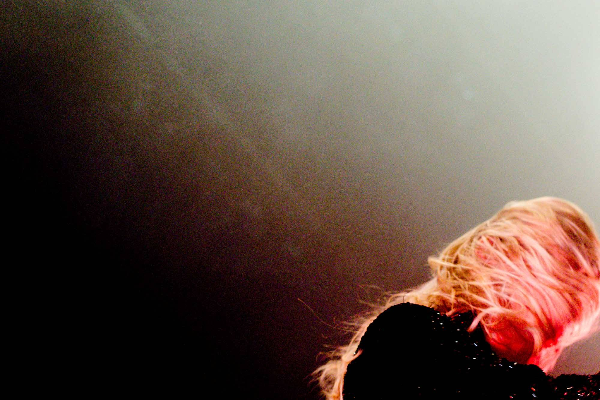 The Pretty Reckless at the Vogue Theatre, Vancouver, Oct 5 2014. Yuko Inoue photo.