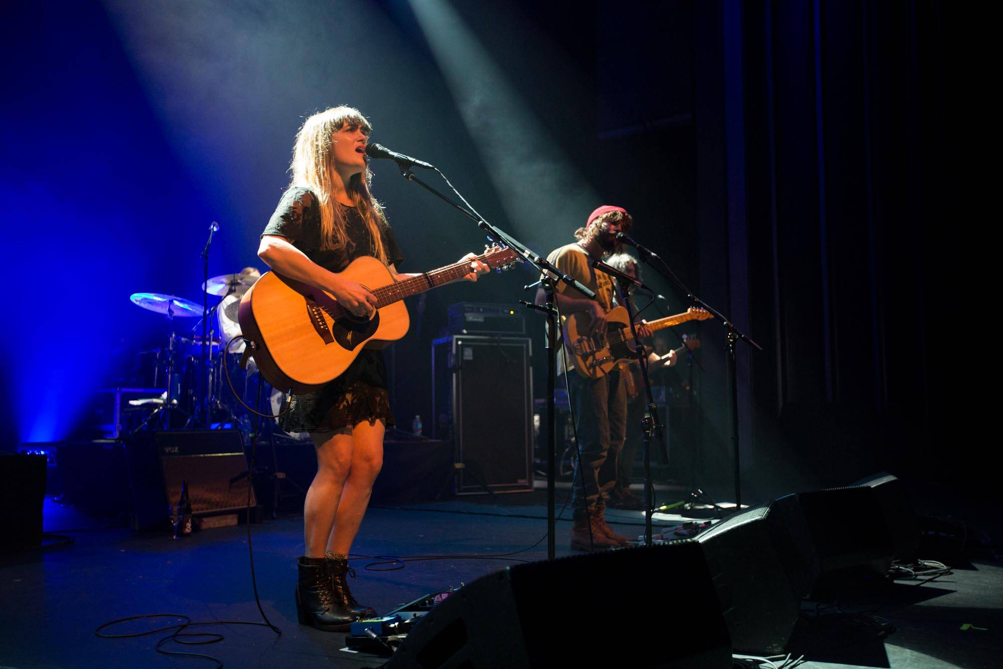 Angus and Julia Stone at the Vogue Theatre