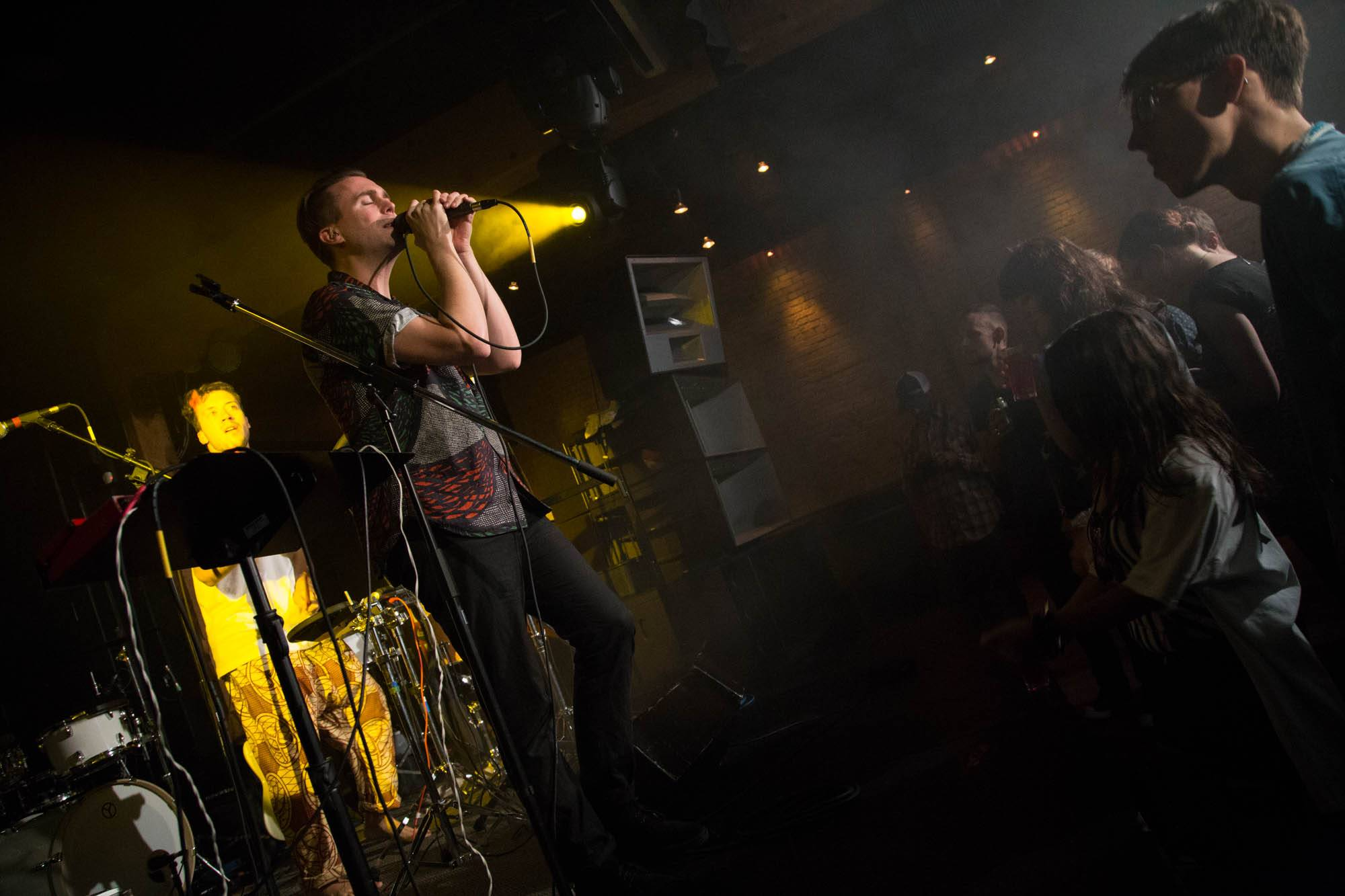 Lemonade at Fortune Sound Club, Vancouver, Oct. 25 2014. Kirk Chantraine photo.