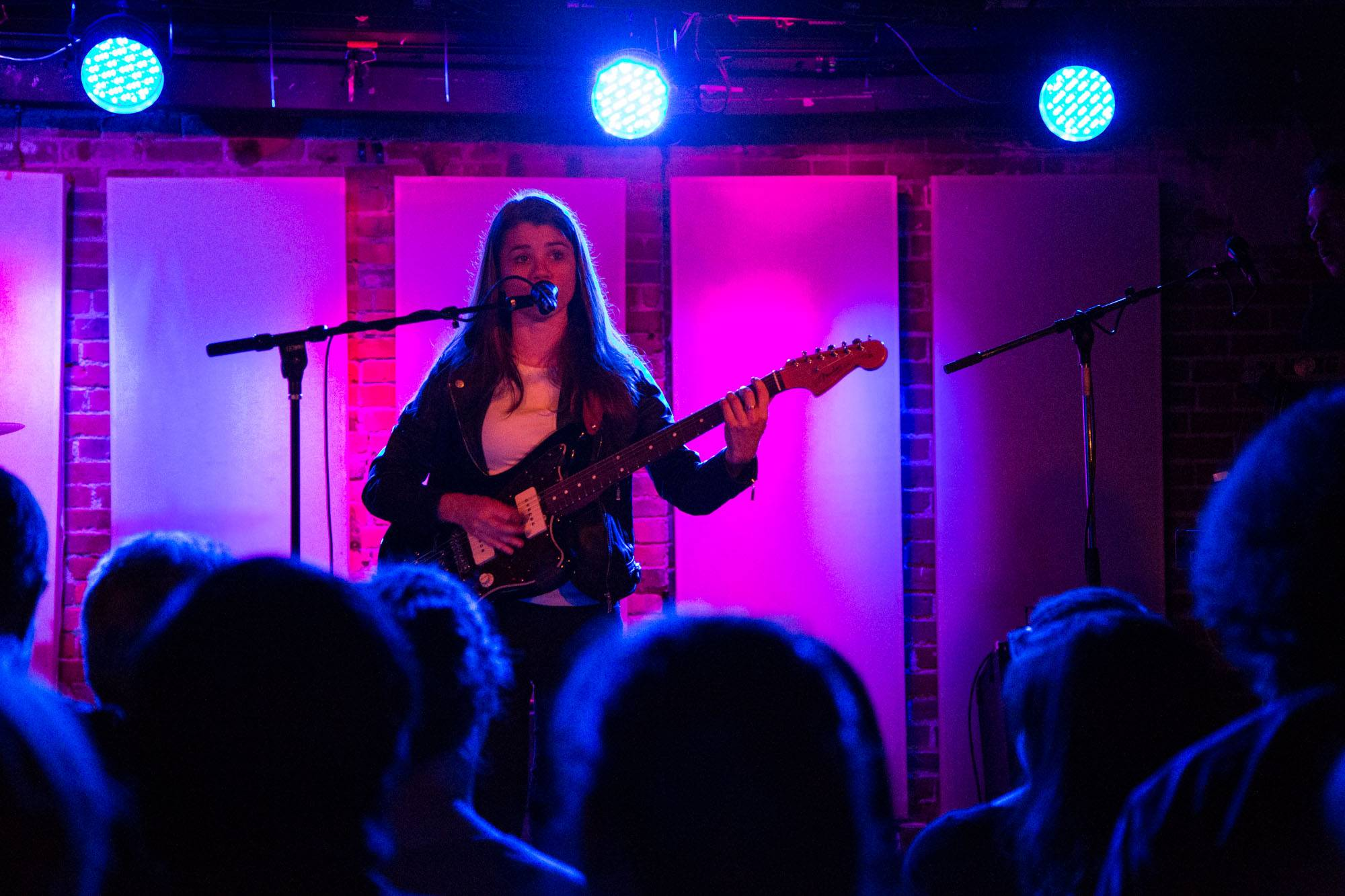 Lady Lamb the Beekeeper at the Electric Owl, Vancouver, Apr. 28 2015. Kirk Chantraine photo.
