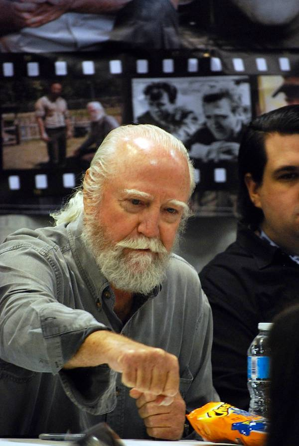 Walking Dead's Scott Wilson at Fan Expo Vancouver 2015