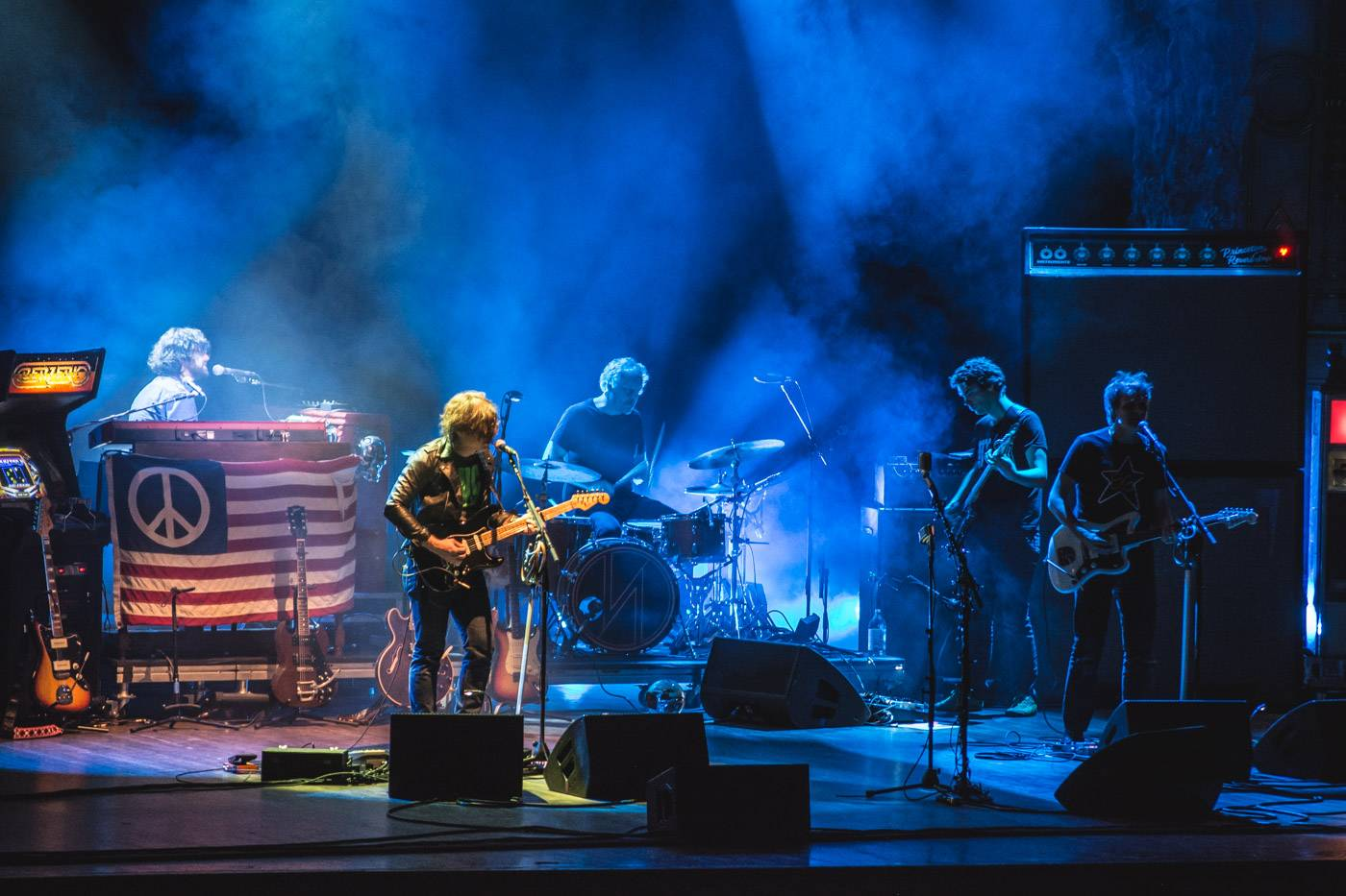 Ryan Adams at the Orpheum Theatre, Vancouver, May 27 2015. Pavel Boiko photo.