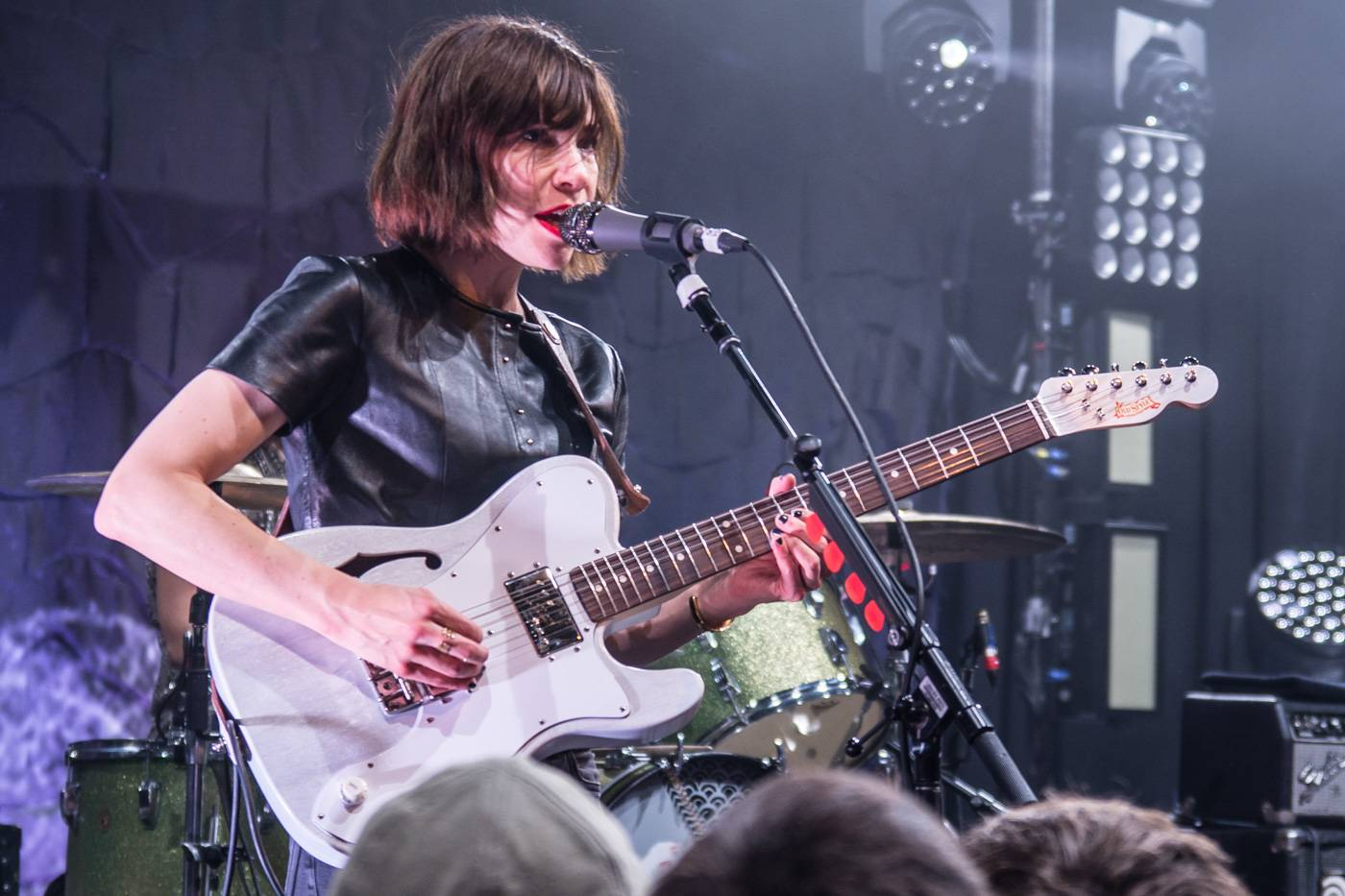 Sleater Kinney At The Commodore Ballroom Vancouver