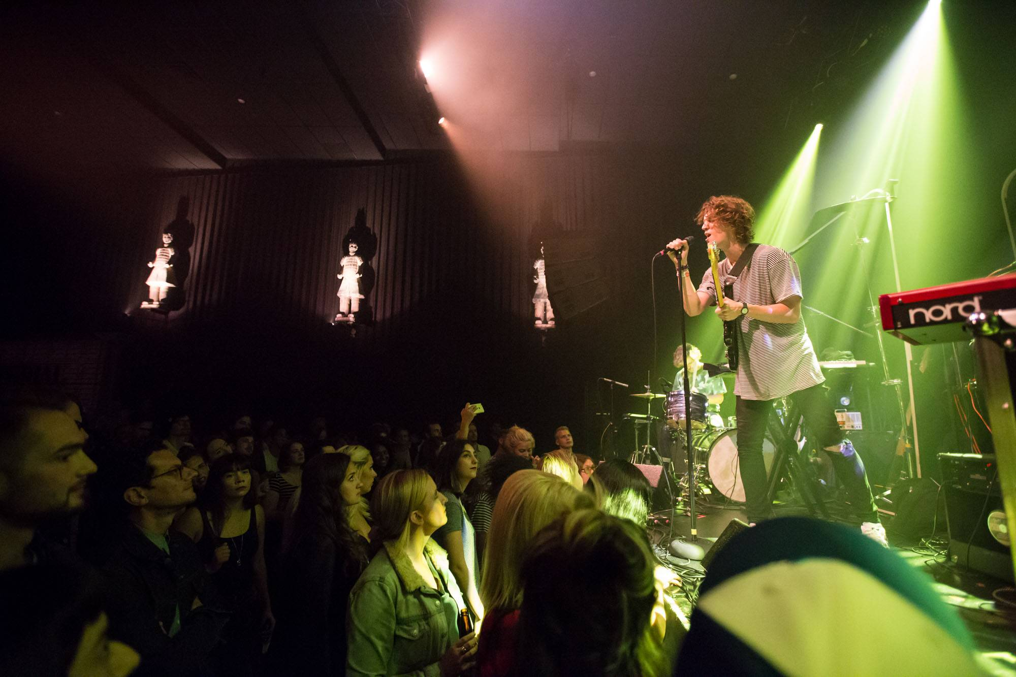 LANY at the Imperial Theatre, Vancouver, Aug 26 2015. Kirk Chantraine photo.