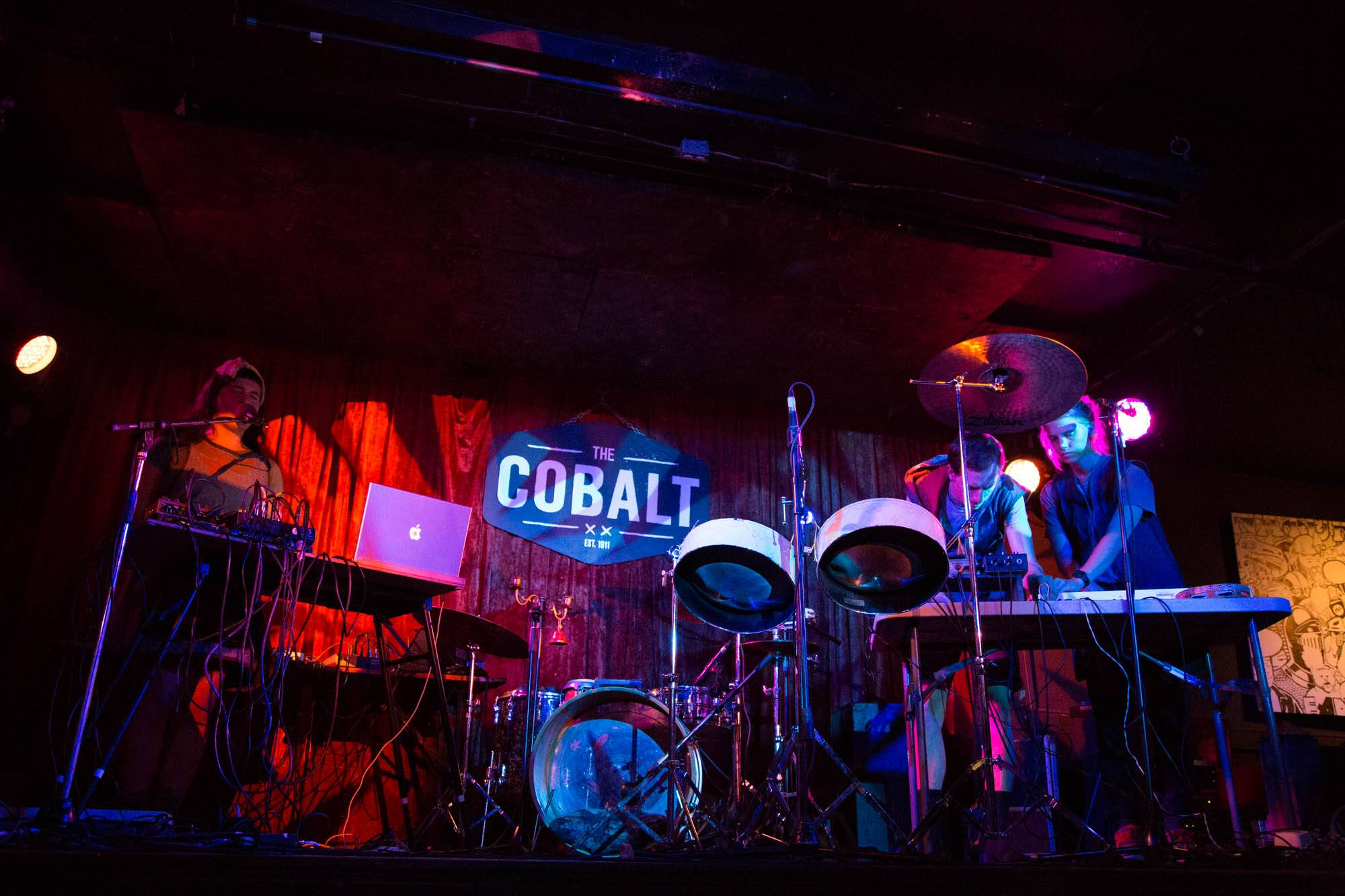 Briana Marela at the Cobalt, Vancouver, Aug 28 2015. Kirk Chantraine photo.