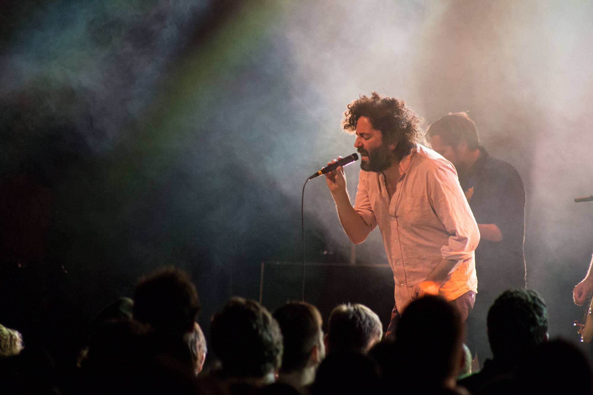 Destroyer at the Commodore Ballroom, Vancouver, Oct 17 2015. Kirk Chantraine photo.