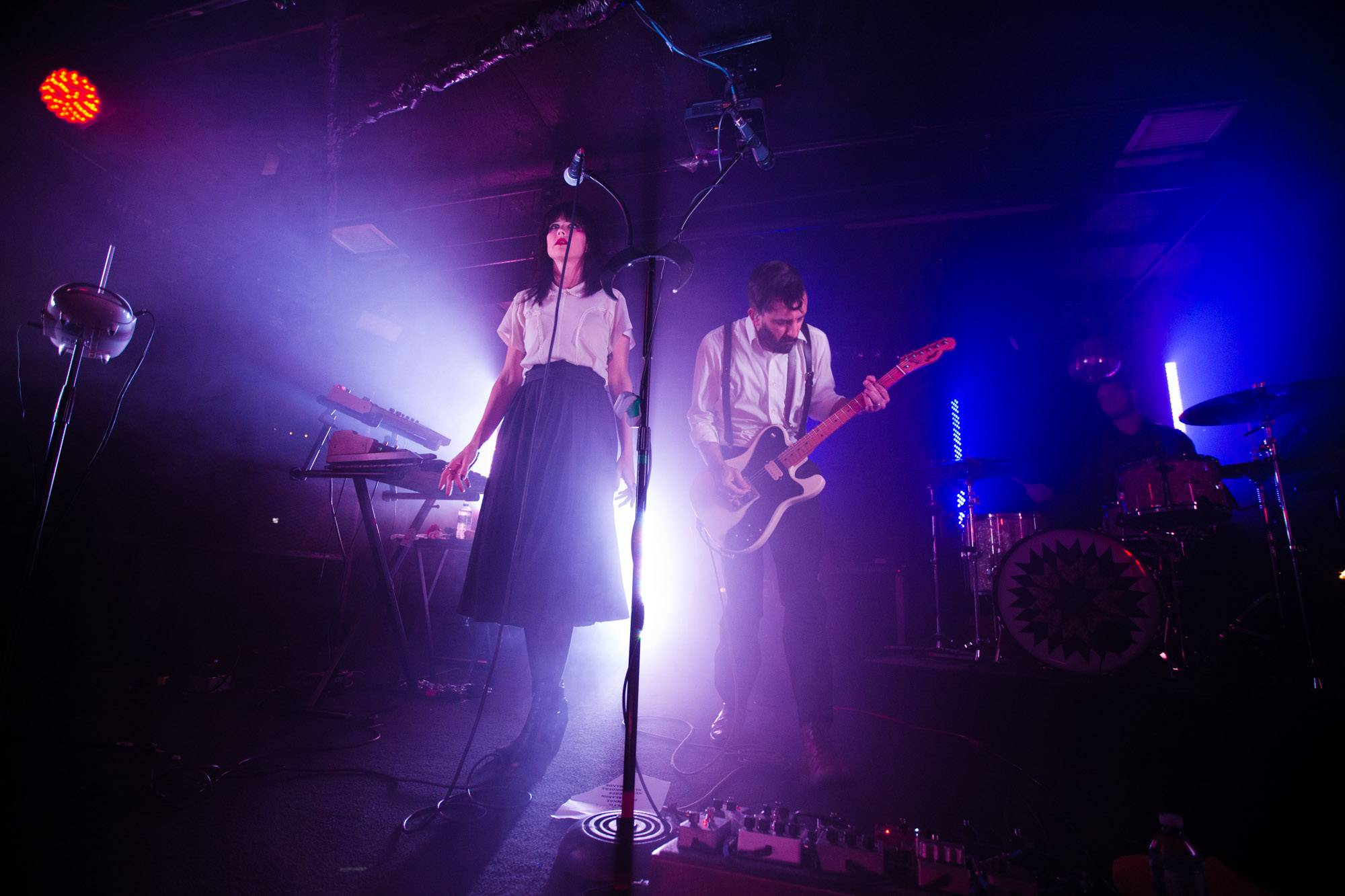 In The Valley Below at the Biltmore Cabaret, Vancouver, Nov 3 2015. Kirk Chantraine photo.